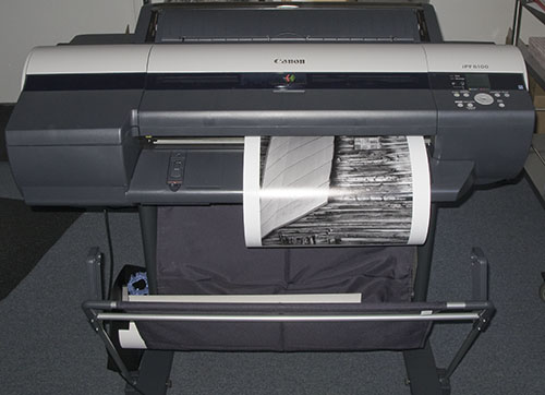 The canon imageprograf ipf6100 inkjet printer uses the following inkjet cartridges and related products
