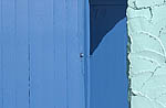 Capitola Blue Door