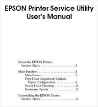 Epson 9600 Diary