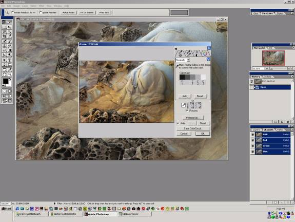 How to edit an essay saturation in photoshop